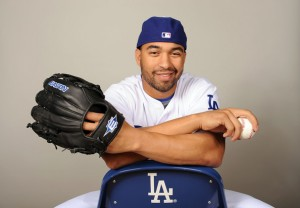 Matt Kemp: He's definitely not 'dodging' Ri-Ri!