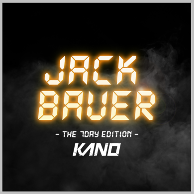 Kano - Jack Bauer Mixtape