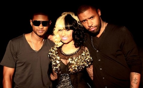 Usher, Nicki & TAJ