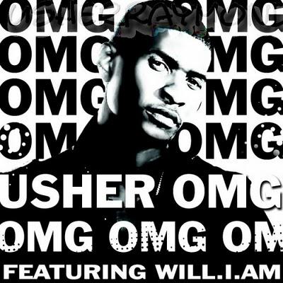 Usher OMG Cover