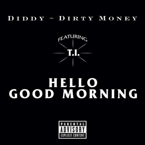 Dirty Money - Hello Good Morning CD Cover
