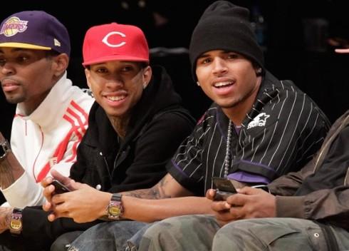 Chris Brown Tyga on Leak Alert  Chris Brown   Tyga     Deuces Ft  Kevin Mccall    Misssn